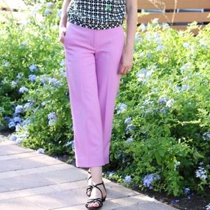 NWT J. Crew Tall Patio Pant in Lavender